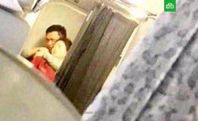 Çin'de uçakta Rehine Krizi