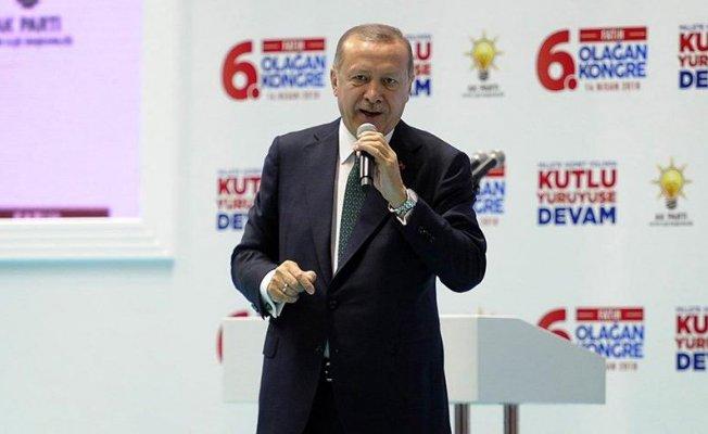 """Cumhurbaşkanı Recep Tayyip Erdoğan: """"Cevapsız Kalması Olmazdı"""""""