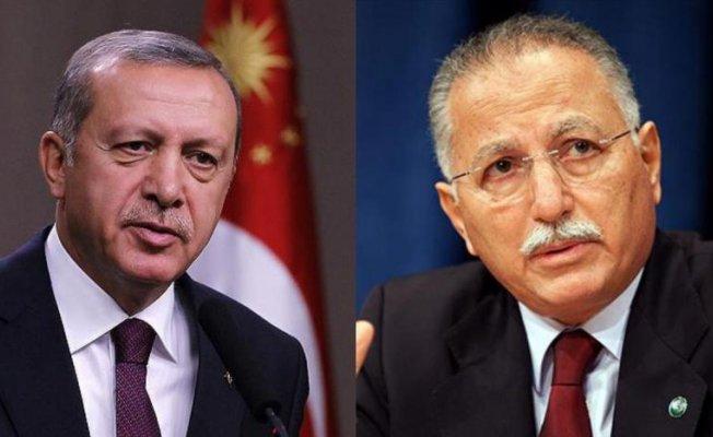 Ekmeleddin İhsanoğlu Erdoğan'a Oy Verecek!