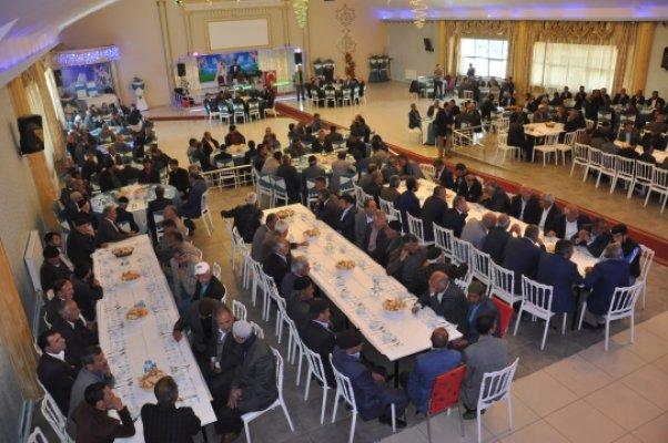 Patnos'ta Kan Davası Barış Yemeğiyle Sona Erdirildi