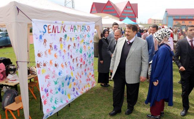 Ağrı'da Okul Öncesi Çocuk Festivali düzenlendi