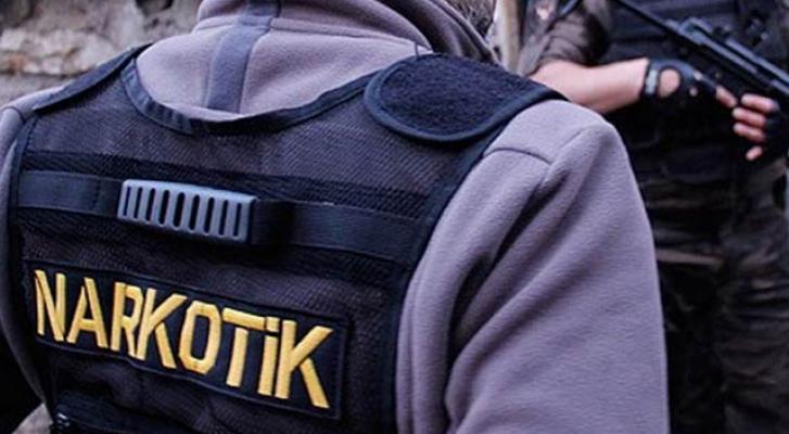 Ağrı'da Uyuşturucu Operasyonu 2 Kişi Gözaltında