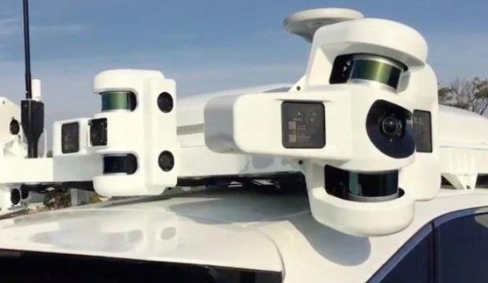 Apple'den Sürücüsüz Araç Geliyor!