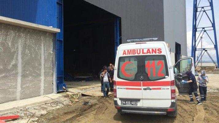 Bolu'da Kimyasal Alarm Çok Sayıda Hastanelik
