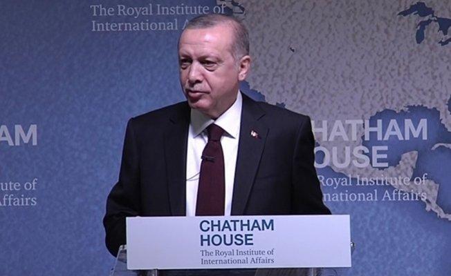 Erdoğan'dan Kudüs tepkisi
