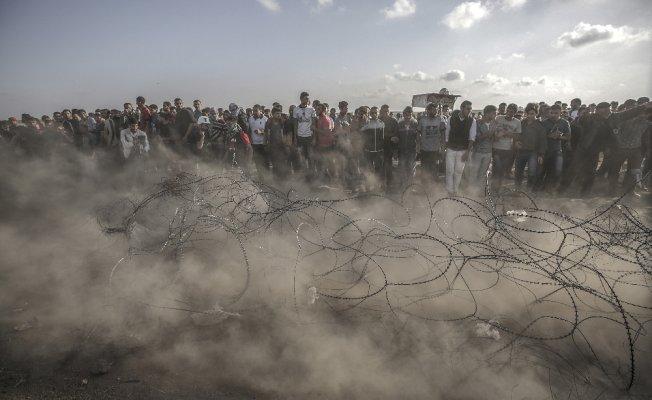 İsrail barbarlığı zirve yaptı: 10 ölü, en az 500 yaralı