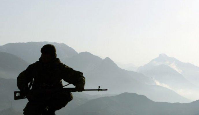 Şırnak'ta Pkk'lı Teröristler Askerimize Saldırdı Yaralılar Var