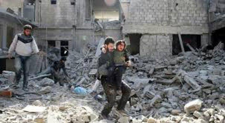 Suriye'de Birçok Yerde Patlama
