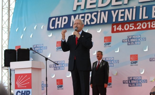 Suriye'deki savaşı bitirme sözü verdi