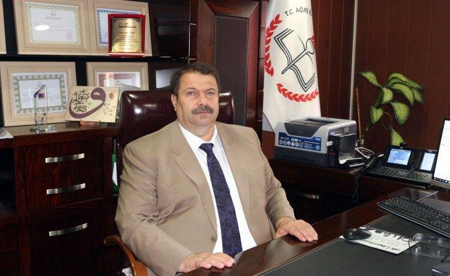 Ağrı Milli Eğitim Müdür Yakup Turan'dan Karne Mesajı