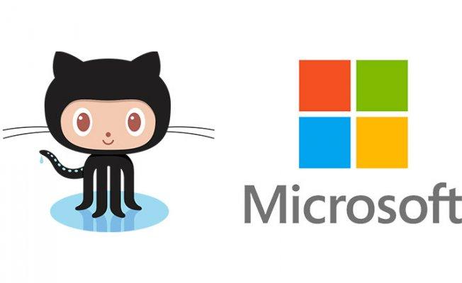 Microsoft Github'ı Satın Aldı