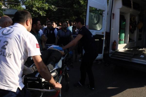 Siverek'te İki Aile Çatıştı 1 Ölü 6 Yaralı