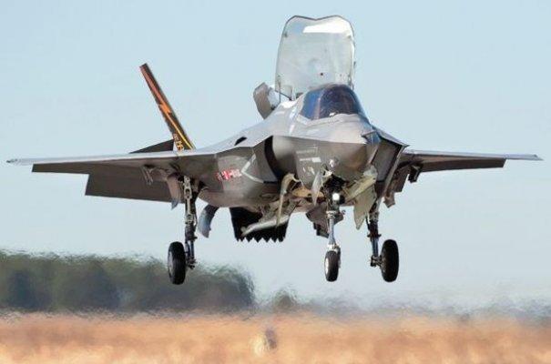 Türkiye İlk F-35 Uçuşlarını Gerçekleştirdi