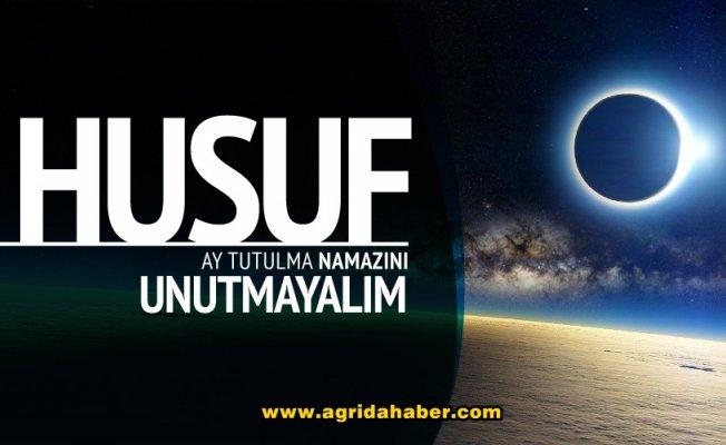 Ay Tutulması Husuf Namazı Nedir? Kaç Rekat kılınır Ne Zaman kılınır