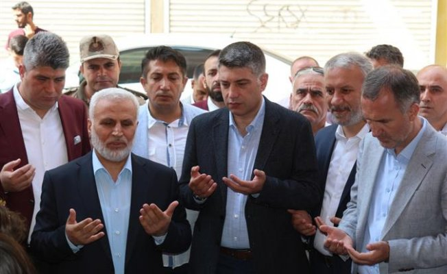 Doğubayazıt'ta 15 Temmuz Şehitleri Yatılı Kız Kur'an Kursu Açıldı