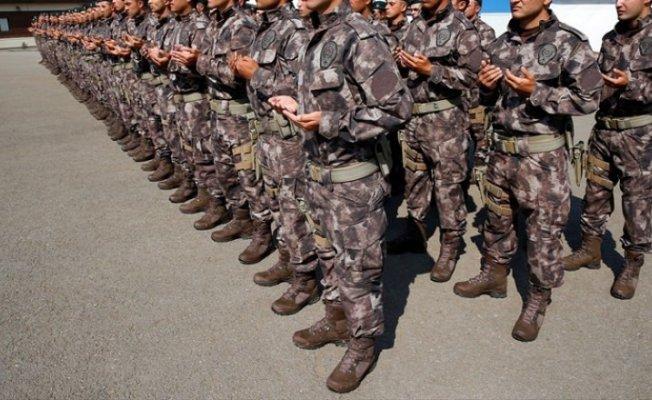 Emniyet Geneli 220 Özel Harekat Polis Alınacak