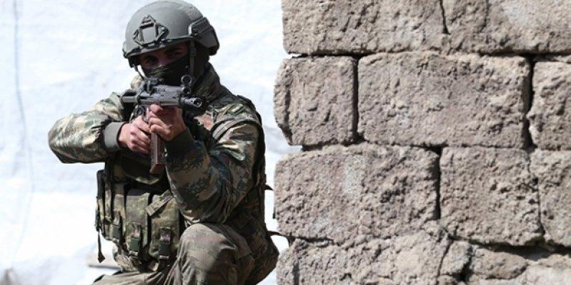 Kuzey Irakta Operasyon 2 Terörist Öldürüldü