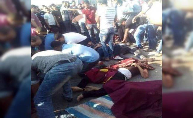 Mısır'da Otobüs Kazası Ölü Ve Yaralılar Var