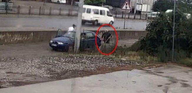 Samsun'da Yaşlı Adama Öldüresiye Dayak