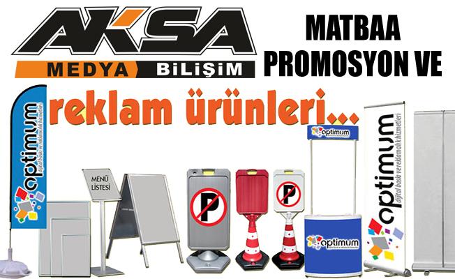 Aksa Reklam Promosyon ve Matbaa Ürünleri