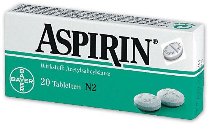 Aspirin Kullanmak Kalp Krizi ve Felci önlüyor