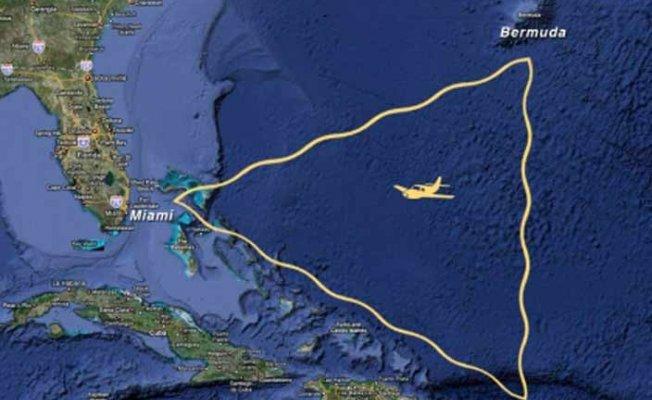 Bermuda Şeytan Üçgeninin Sırrı Açıklandı