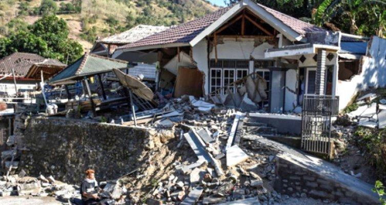 Endonezya'da 6.2'lik Bir Deprem Daha!
