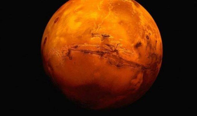 Mars'da Yaşam Yok İddası