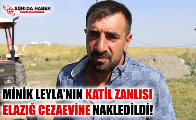 Minik Leyla'nın Katil Zanlısı Mehmet Aydemir Elazığ'a Nakledildi