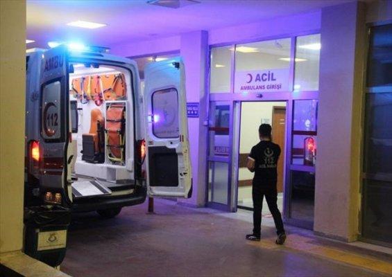 Şanlıurfa'da silahlı kavga'da: 5 yaralı