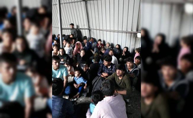 Van'daki Operasyon'da 299 Kaçak Yakalandı