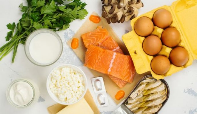 Yetersiz D Vitamini Kansere Çağrıdır!