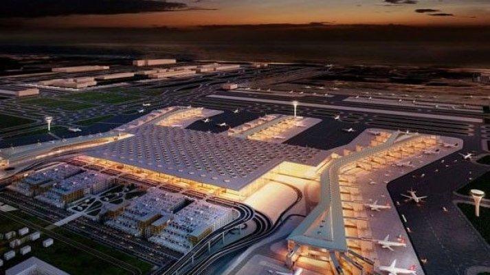 Bomba İddia! 3. Havalimanı'nın İsmi Abdülhamid Han Havalimanı Olacak!