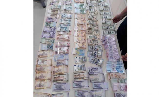 Döviz Bürolarında Bile Olmayan Para Dilencide Çıktı