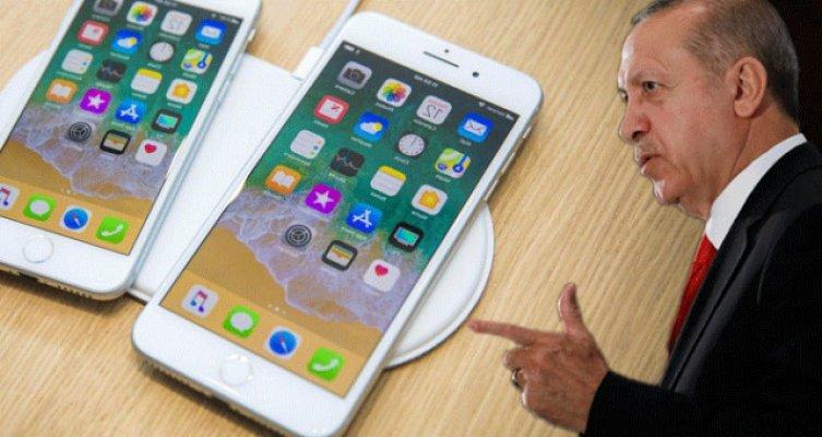 Erdoğan IPhone Almayın Dedi! Apple Türkiye'ye Özel Zam Yaptı!