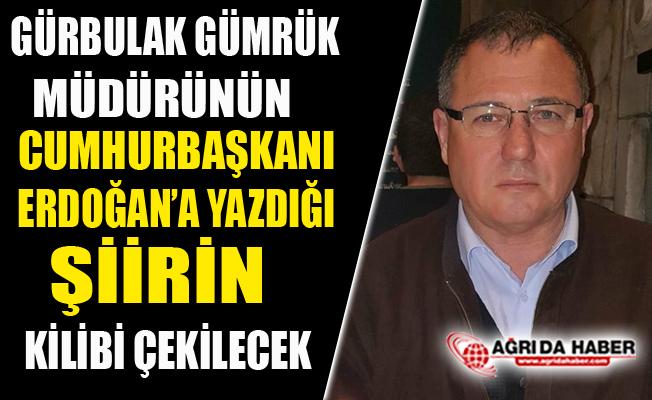 Gümrük Müdürünün Erdoğan'a Yazdığı Şiire Klip Çekilecek