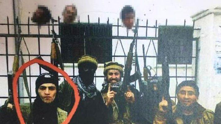 IŞİD'in Ayağı Kesik Celladının Telefonundan Çıkan Kare Kan Dondurdu!