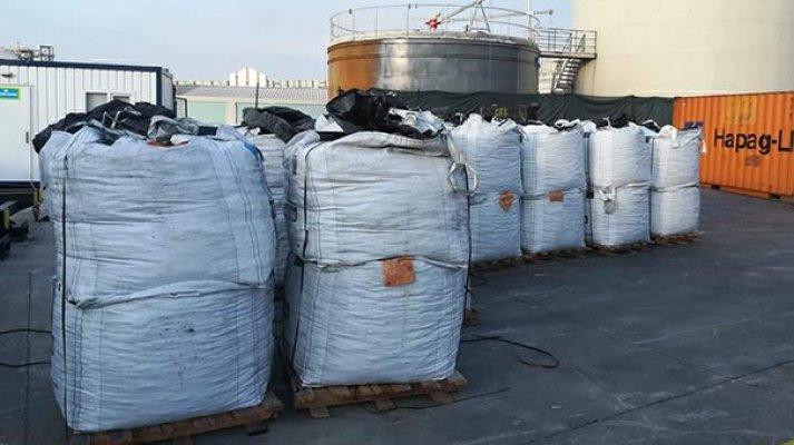 Kocaeli'de Dev Uyuşturucu Operasyonu! 800 Kilo Kokain Ele Geçirildi