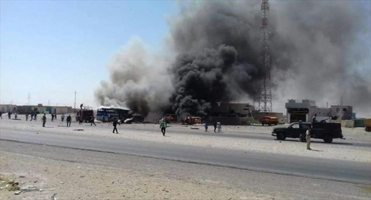 Lokantaya Bomba Atıldı 5 Ölü
