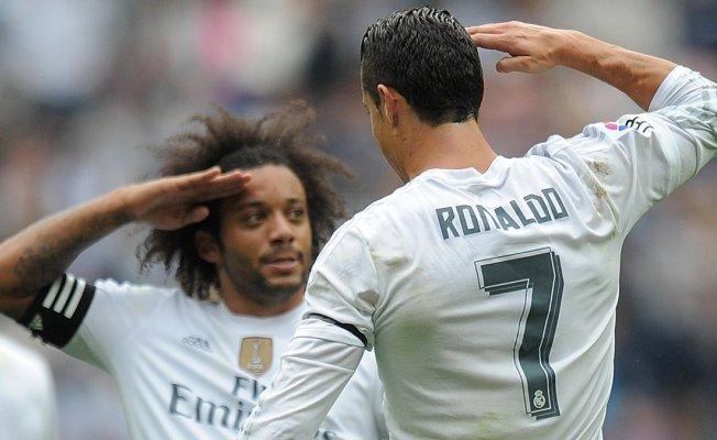 Marcelo'dan Maç Öncesi Cristiano Ronaldo İtirafı!