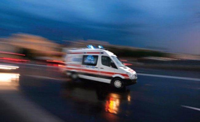 Mersin'de Trafik Kazası! 12 Kişi Yaralandı!