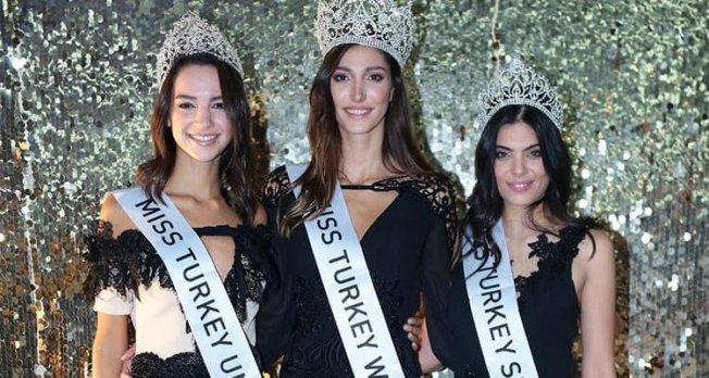 Miss Turkey 2018 Güzeli Şevval Şahin Kimdir Nerelidir ve Kaç Yaşında?
