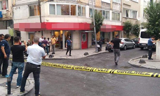 Son dakika... İstanbul Şişli'de Banka Soygunu