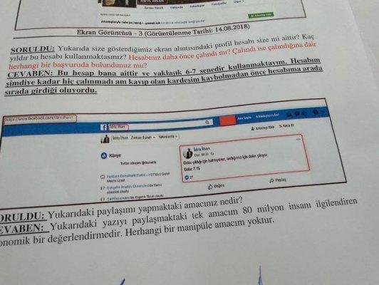 Sosyal Medya'da Dolar 7,15 Yazdı ve Tutuklandı!