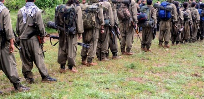 Turuncu Listede İsmi Olan Terörist öldürüldü