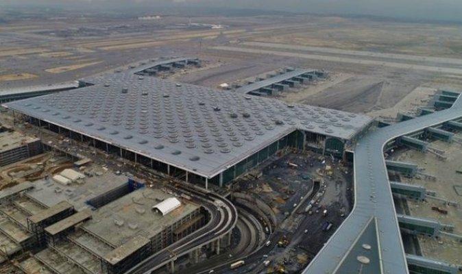 Yeni Havalimanı İhalesi İptal Oldu