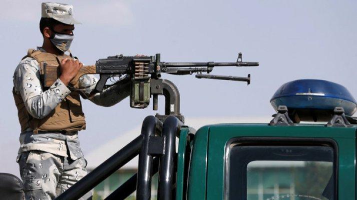 Afganistan lideri Gani'ye Taliban Saldırdı