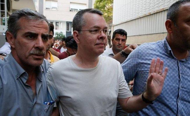 """Brunson Türkçe Röportaj Verdi: """"Erdoğan'ın O Sözlerinden Çok Korktum"""""""