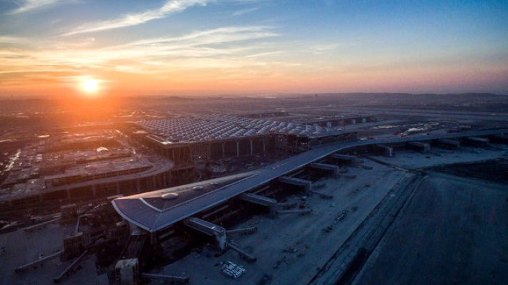 Dünyanın en büyük havalimanı olan İstanbul Havalimanı'nın özellikleri