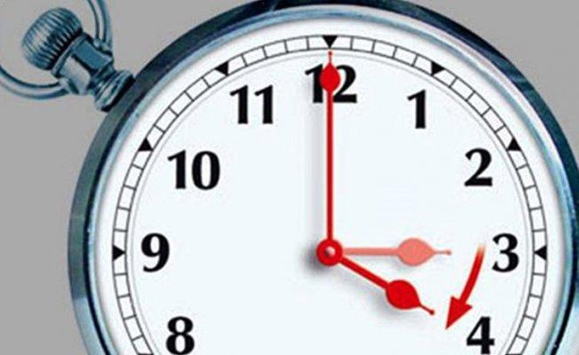 Saatler Geri Alınacak mı? 2018 Tarihli Yaz Saati Uygulaması Resmi Gazete